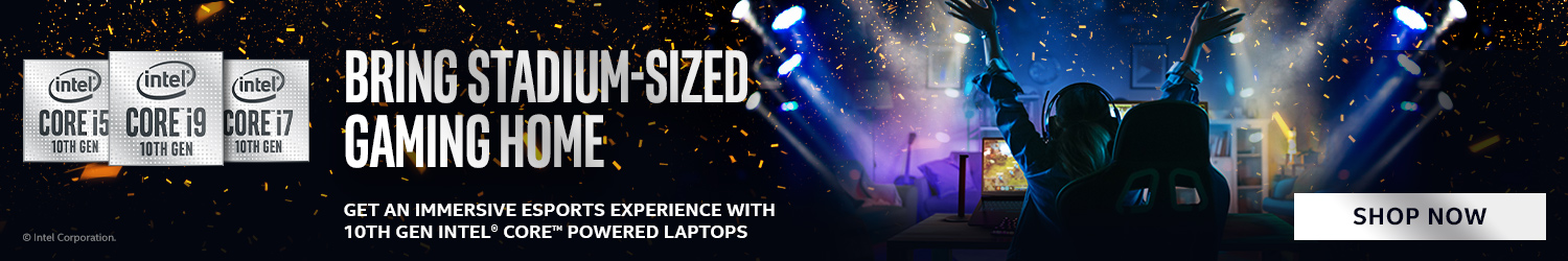 Intel Brand Store - Mobilise with Champions
