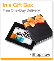 SEND IN A GIFT BOX