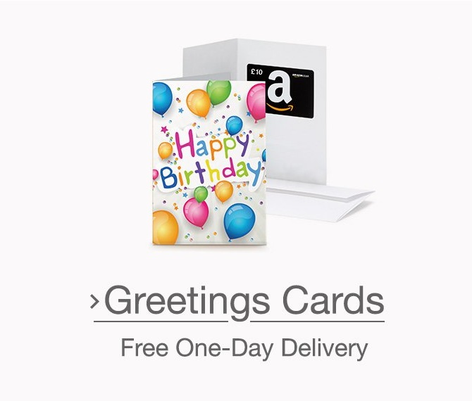 Gift Cards in Greetings Cards