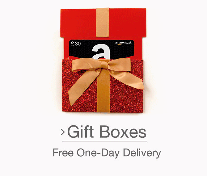 Gift Cards in Gift Boxes