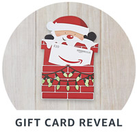 gift card reveal