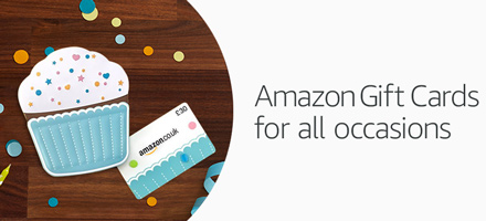 Amazon Gift Cards for all occasions