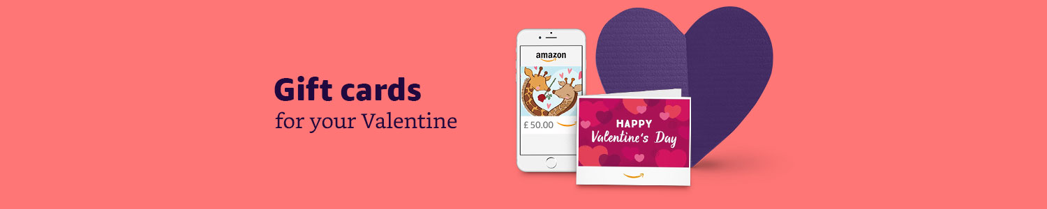 Gift Cards for your Valentine