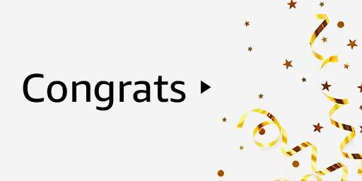 Congrats Gift Cards