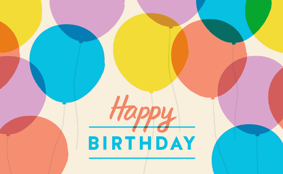 birthday gift cards - Happy Birthday Gift Card