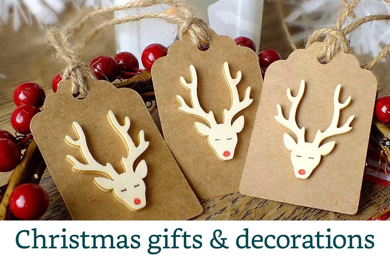Handmade Christmas gifts & decorations