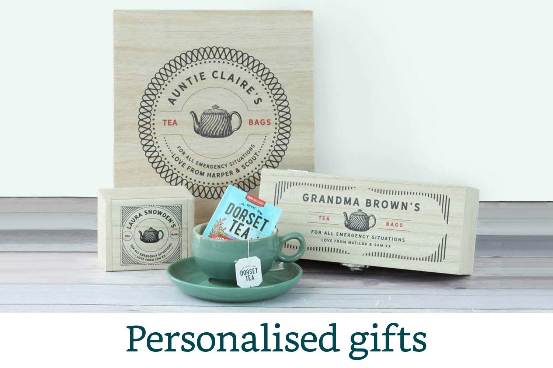 Handmade Personalised gifts