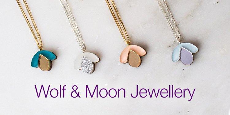 Wolf & Moon Jewellery