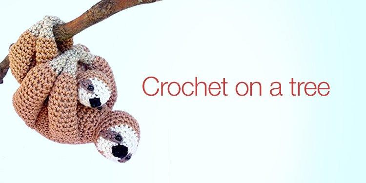 Crochet on a tree