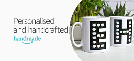 Shop personalised and handcrafted products, Handmade