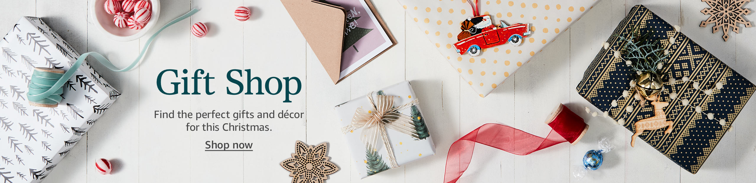 Made for you Find the perfect gifts and décor for this Christmas