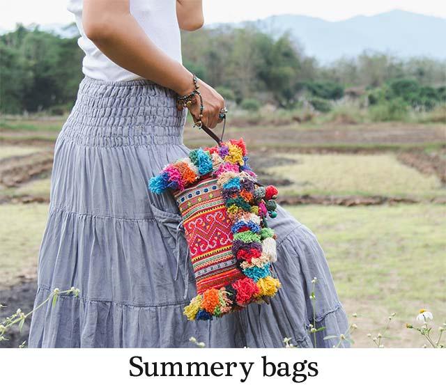 summery bags