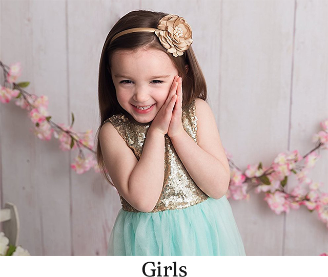 Clothing, Shoes & Accessories for Girls