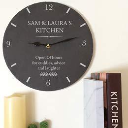 Clocks from Handmade