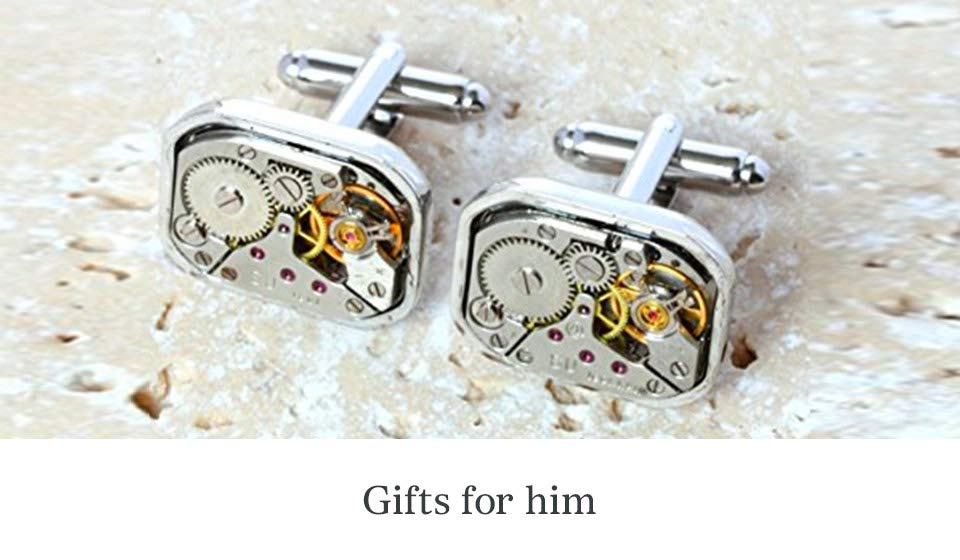 Prime gifts for Him