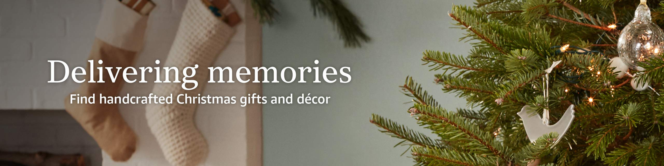 Handmade for you. Find the perfect gifts and décor.