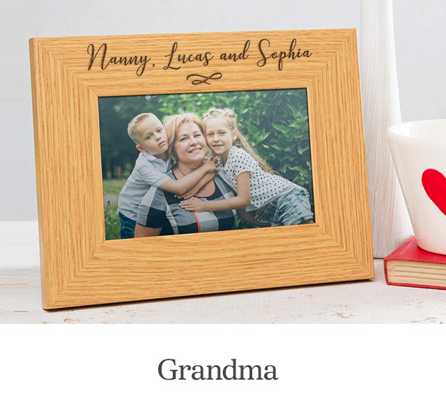 Mother's Day gifts for grandmas