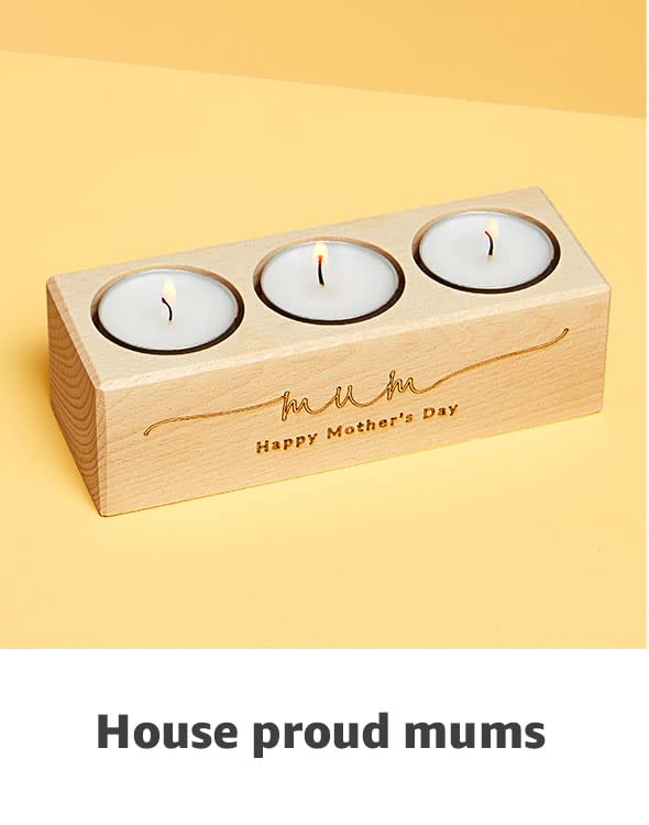 Handcrafted gifts for house proud mums