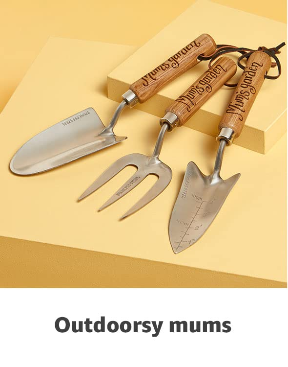 Handcrafted gifts for outdoorsy mums