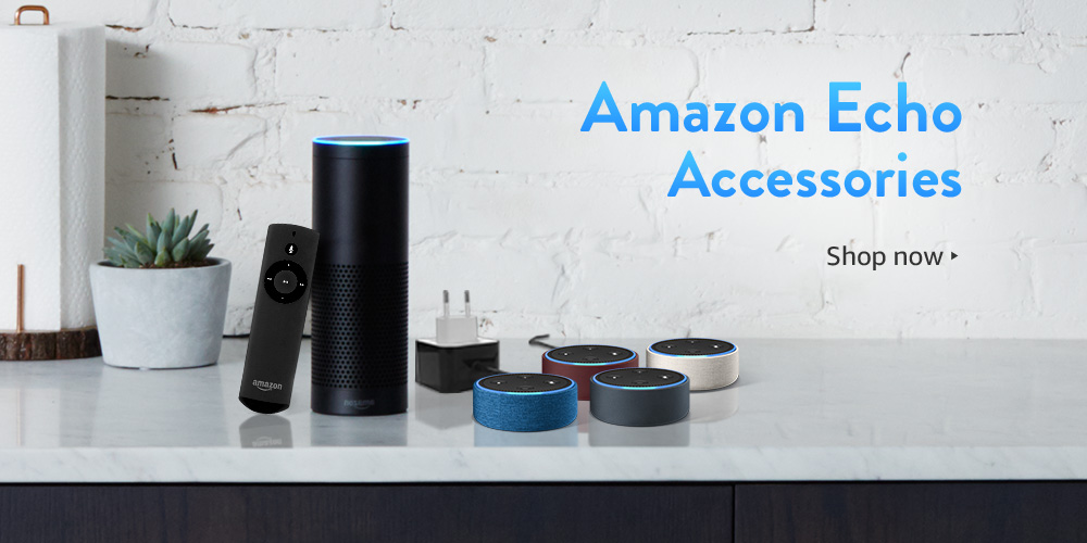 Amazpn Echo Accessories
