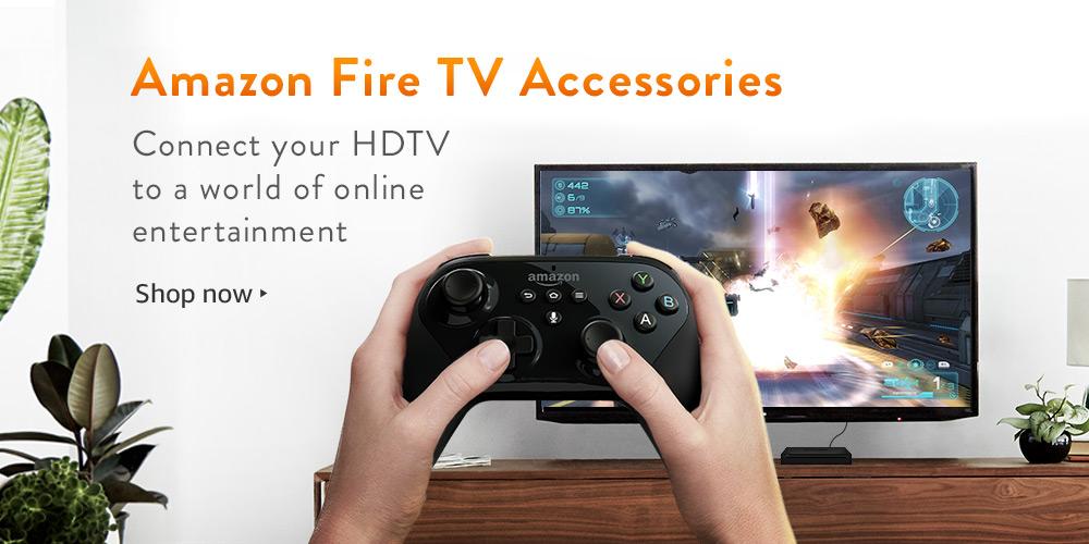 Amazon Fire TV Accessories
