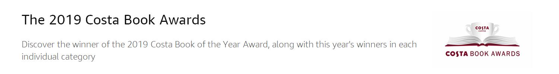Costa Book Awards 2019