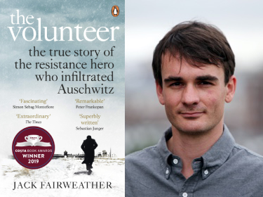 The Volunteer wins the Costa Book of the Year Award