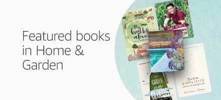 Featured books in Home and Garden
