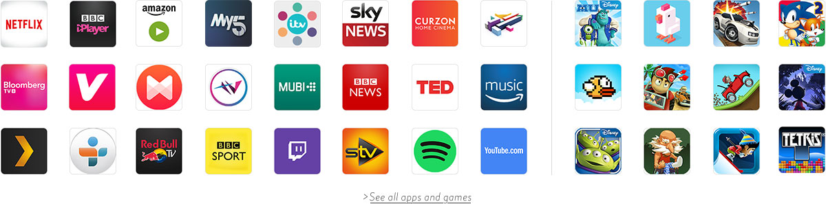 Fire Tv Stick Apps Liste
