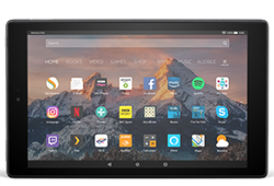 Amazon Fire HD 10 Tablet Linux