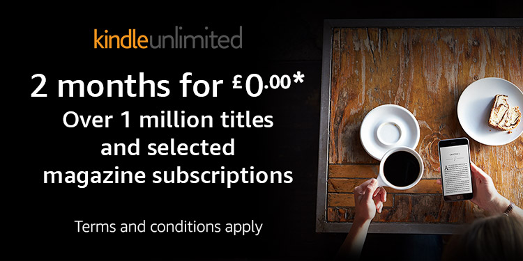 2-month trial of Kindle Unlimited for Prime Student members