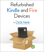 Refurbished Kindles and Fire tablets
