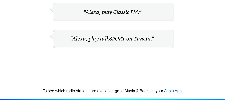 Amazon co uk: Meet Alexa - Music & Entertainment: Shops