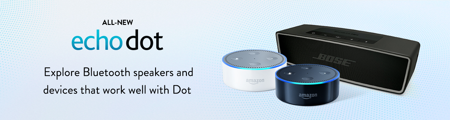 certified echo dot speakers electronics photo. Black Bedroom Furniture Sets. Home Design Ideas