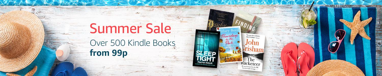 Kindle Summer Sale