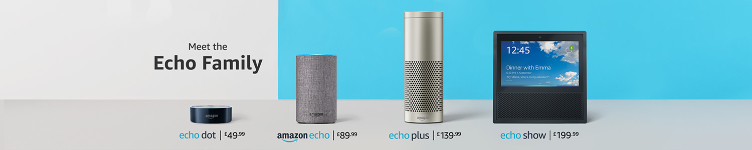 Meet the Echo Family