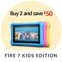 Fire Kids 7 Tablet