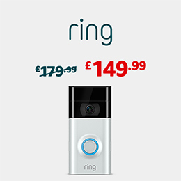Save £30 on Ring Video Doorbell 2