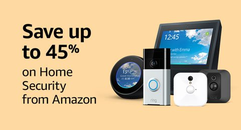 Home Security from Amazon