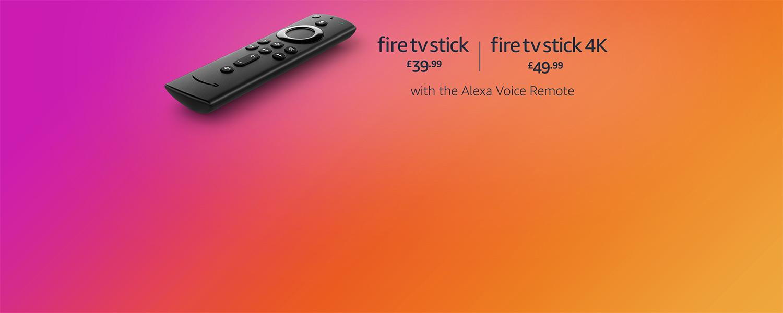 Fire TV Stick Family