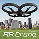 Download the AR.FreeFlight 2.0 App for your Kindle Fire Tablet Devices