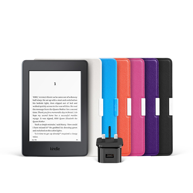 Kindle E-reader accessories