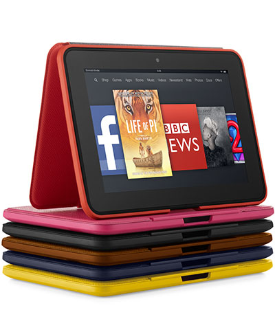 Kindle Colour Selection for Standing Leather Covers