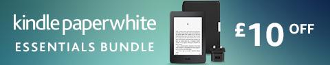 Kindle Essentials Bundle   £10 off
