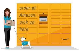 Amazon pickup locations
