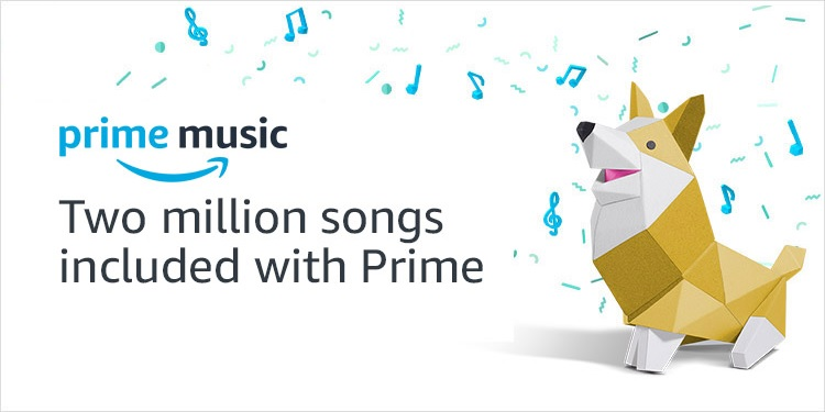 Explore Prime music - included with your Prime membership