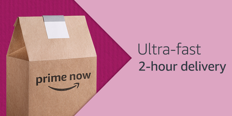 Ultra-fast 2-hour delivery