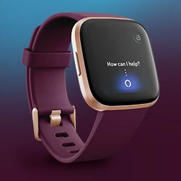 Fitbit Versa 2 with Alexa built-in