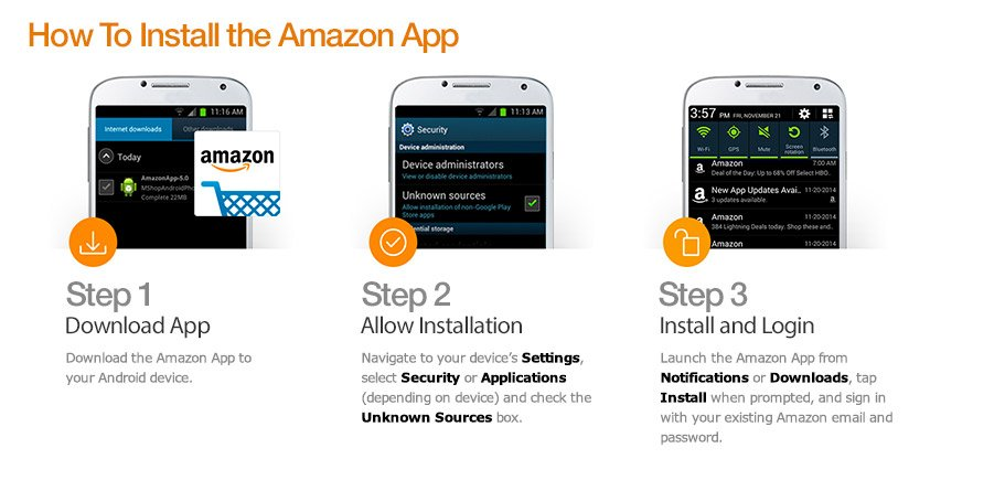 Amazon Co Uk Amazon App For Android
