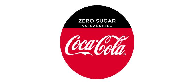 Coca Cola Zero Sugar